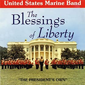 United States Marine Band: The Blessings