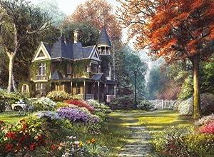 Clementoni 39172.1 - Puzzle 1000 teilig Victorian garden