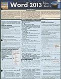 Word 2013 Tips & Tricks (Quick Study Computer)