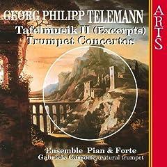 Tafelmusik Teil II - VI. Conclusion: Allegro - Adagio (Telemann)