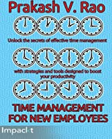Time Management for New Employees Front Cover