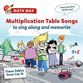 Which multiplication table do you want to learn