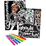 IMC TOYS 704097 - Monster High Poster De Terciopelo