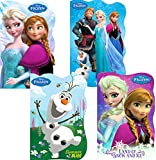 Disney® Frozen Board Books (Set of 4 Shaped Board Books)