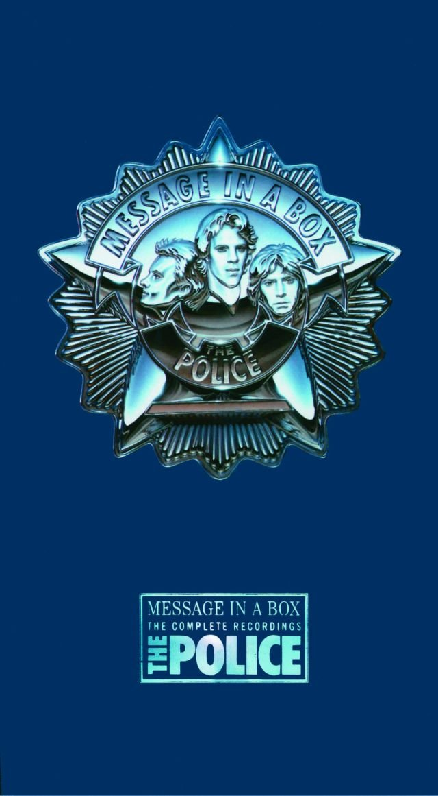 Message In A Box : The Complete Recordings