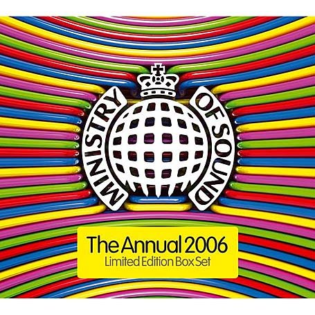 Various Artists - Ministry of Sound - The Annual 2006 [2CD + DVD] - Zortam Music