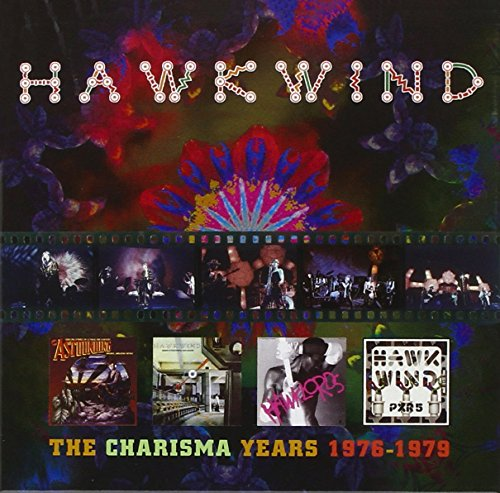 The Charisma Years 1976-1979 (4 Cd)