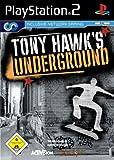 echange, troc Tony Hawk's Underground - Import Allemagne