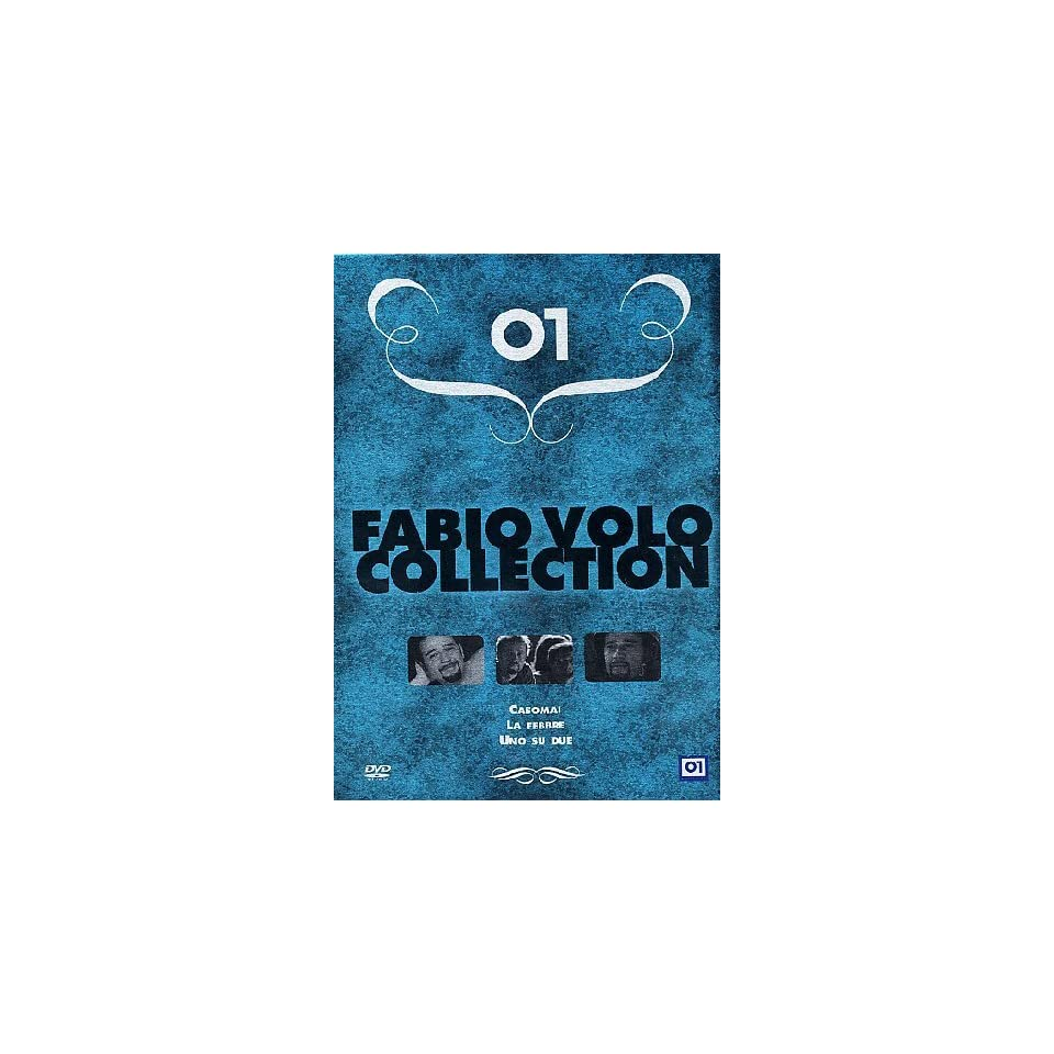 Fabio Volo Collection   3 DVD Box Set ( Uno su due / La