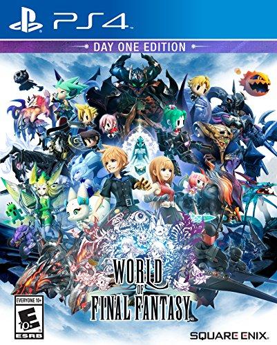 World of Final Fantasy - PlayStation 4 Standard Edition Edition