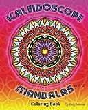 img - for Kaleidoscope Mandalas: Coloring Book (Volume 2) book / textbook / text book