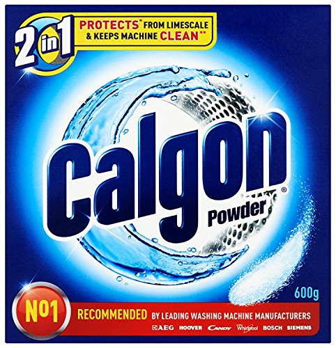 Calgon 2-in-1 Water Softener Powder 600g - Pack of 7