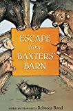 img - for Escape from Baxters' Barn book / textbook / text book