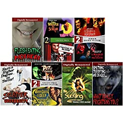 The Best Horror Movies You've Missed - 10 Movie Collector's Edition