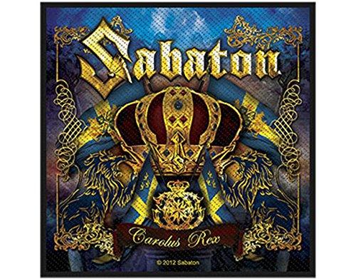 Sabaton Carolus Rex Toppa / Patch