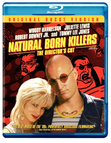 Cover art for  Natural Born Killers (Unrated Director's Cut) [Blu-ray]