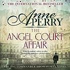The Angel Court Affair Hörbuch von Anne Perry Gesprochen von: Deirdra Whelan
