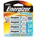 Energizer Advanced Lithium Batteries, AA Size, 8-Count
