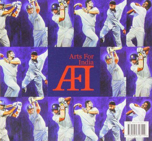 Art of Cricket India Cover 2014
