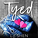 Tyed Audiobook by L. J. Shen Narrated by Rebecca Snow