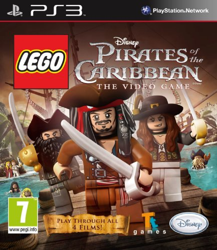 Lego Pirates of the Caribbean PS3 [US]