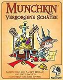 Pegasus Spiele 17172G - Munchkin Verborgene Schätze