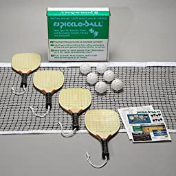 Pickle-ball Swinger Set W/out Standards