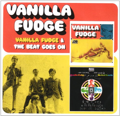 VANILLA FUDGE - Vanilla Fudge & The Beat Goes On - Zortam Music