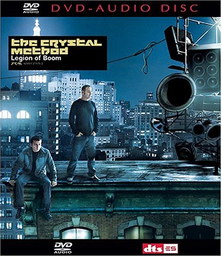 The Crystal Method - The Legion of Boom DVD-AUDIO - Zortam Music