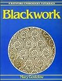 Blackwork (Batsford Embroidery Paperback)