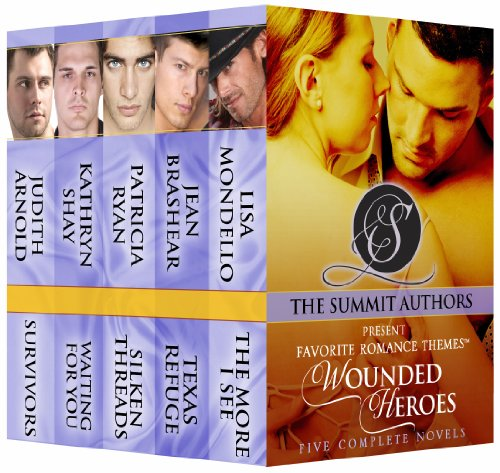 Wounded Heroes Boxed Set (Favorite Romance Themes) (The Summit Authors Present: Favorite Romance ThemesTM) by Judith Arnold