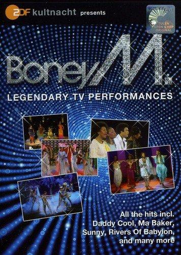 DVD : Boney M. - Legendary Tv Performances (NTSC Format)