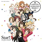 [B00SCECZXG: THE IDOLM@STER CINDERELLA GILRS ANIMATION PROJECT 01 Star!!【通常盤】]