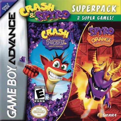 Crash and Spyro Super Pack (Crash Bandicoot Gameboy Advance compare prices)