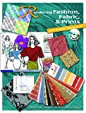 img - for Rendering Fashion, Fabric and Prints with Adobe Illustrator book / textbook / text book