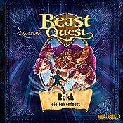 Rokk, die Felsenfaust (Beast Quest 27) | Adam Blade
