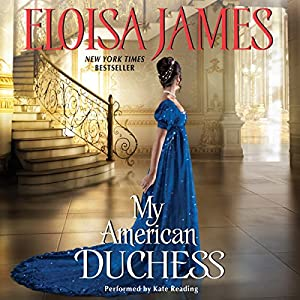 My American Duchess Audiobook
