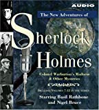 Colonel Warburtons Madness & Other Mysteries: The New Adventures of Sherlock Holmes