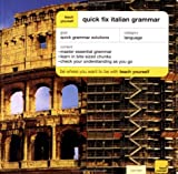 Teach Yourself Quick Fix Italian Grammar