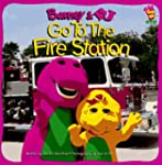 Barney and BJ Go to the Fire Station