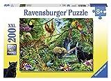 Ravensburger 12660 - Tiere im Dschungel - 200 Teile XXL Puzzle