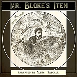 Mr. Bloke's Item Audiobook
