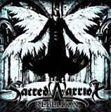 Rebellion (Collector's Edition) Import Edition by Sacred Warrior (2010) Audio CD