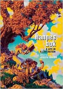 .com: Hannes Bok: A Life in Illustration (9781613470251): Hannes Bok