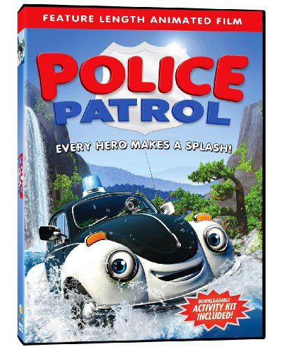 Police Patrol (Widescreen, AC-3, Dolby, Digital Theater System)