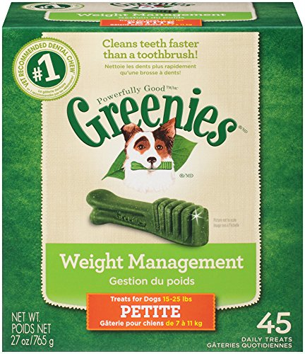 Greenies Lifestage Lite Canister Petite 45/Ct