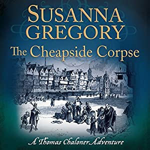 The Cheapside Corpse Hörbuch