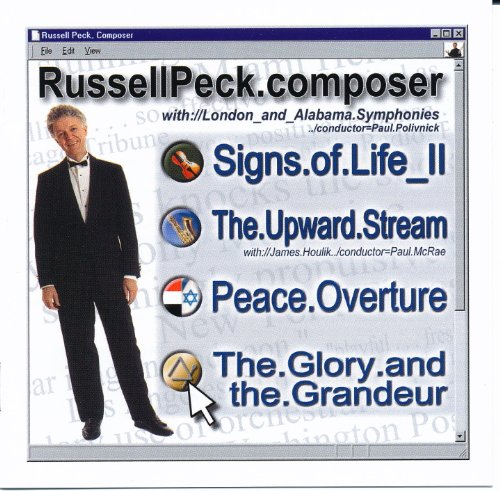 Click here to buy Russell Peck, Composer by Russell Peck,&#32;Paul Polivnick,&#32;Paul Anthony McGrane,&#32;Alabama Symphony Orchestra and London Symphony Orchestra.