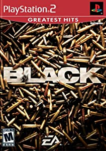 Black - PlayStation 2