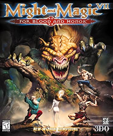 Might and Magic 7: For Blood & Honor